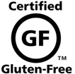 Certified Gluten-Free Label