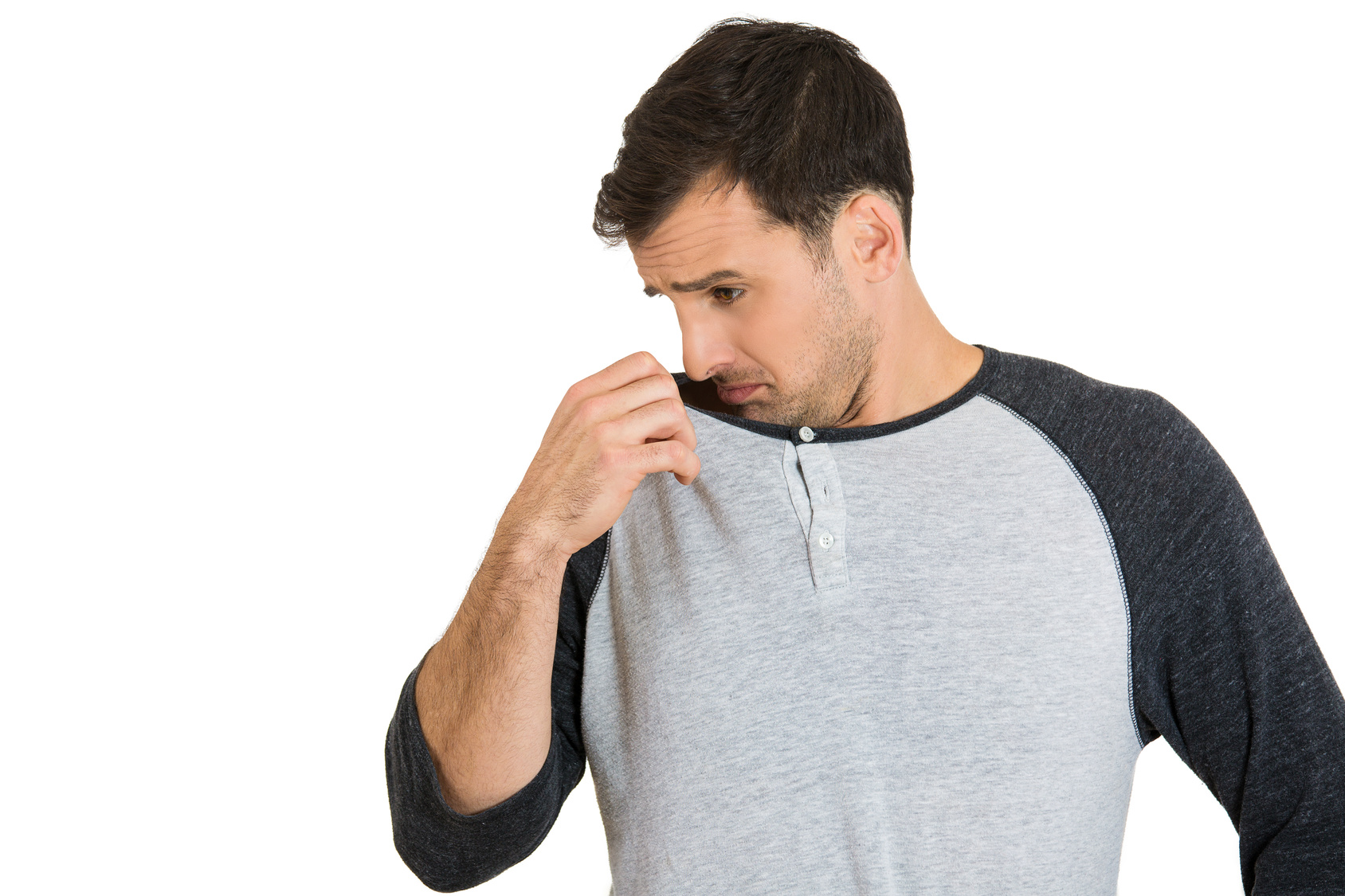 Body Odor | Young Men's Health