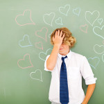high school student confused by love