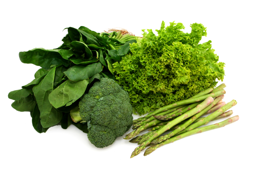 Dark Green Leafy Vegetables | Young Men's Health