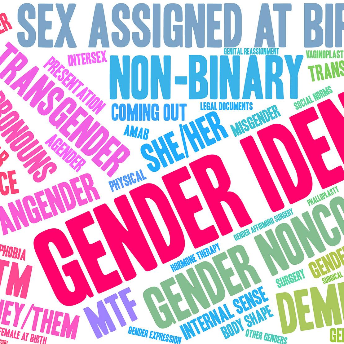 Identity quizzes gender Gender Dysphoria